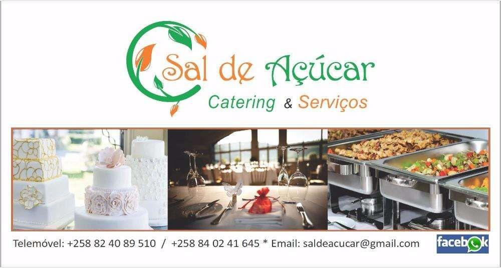 Sal de Açúcar Catering & Servicos - ( bolos de Casamento )