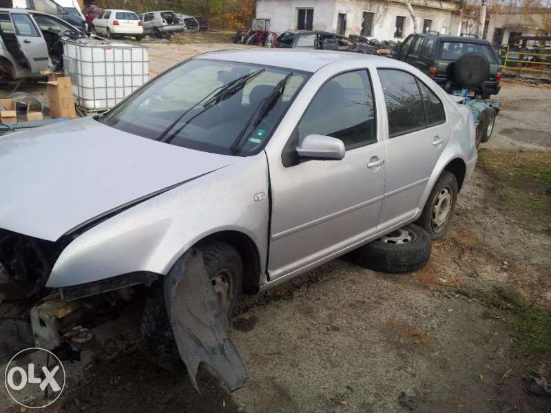 НА ЧАСТИ VW Bora 1.9 TDI 116к.с.