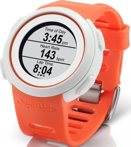 Ceas Smartwatch Echo Magellan Orange NOU