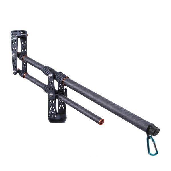 Brat macara video E-image EC-800 Carbon Fibre Mini Crane Jib Arm Kit