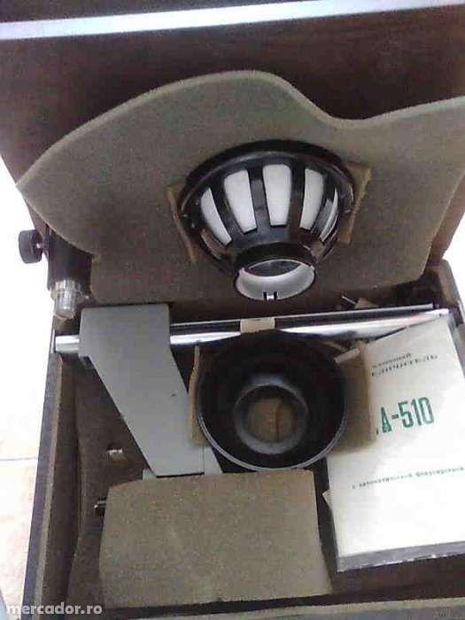 Minilaborator developare foto UPA - 510 schimb cu laptop min 4gb ram