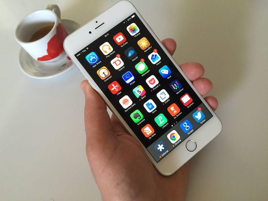 iPhone 6 Plus 128GB/novo !