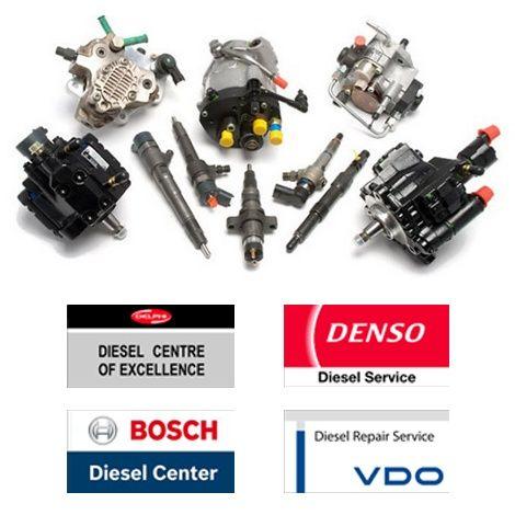 Reparatii Injectoare & Pompe Diesel