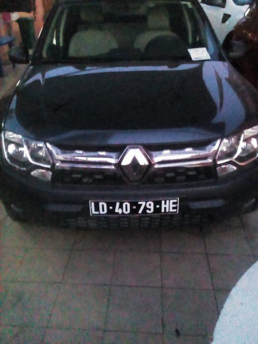 Vendo este Renault Duster novo