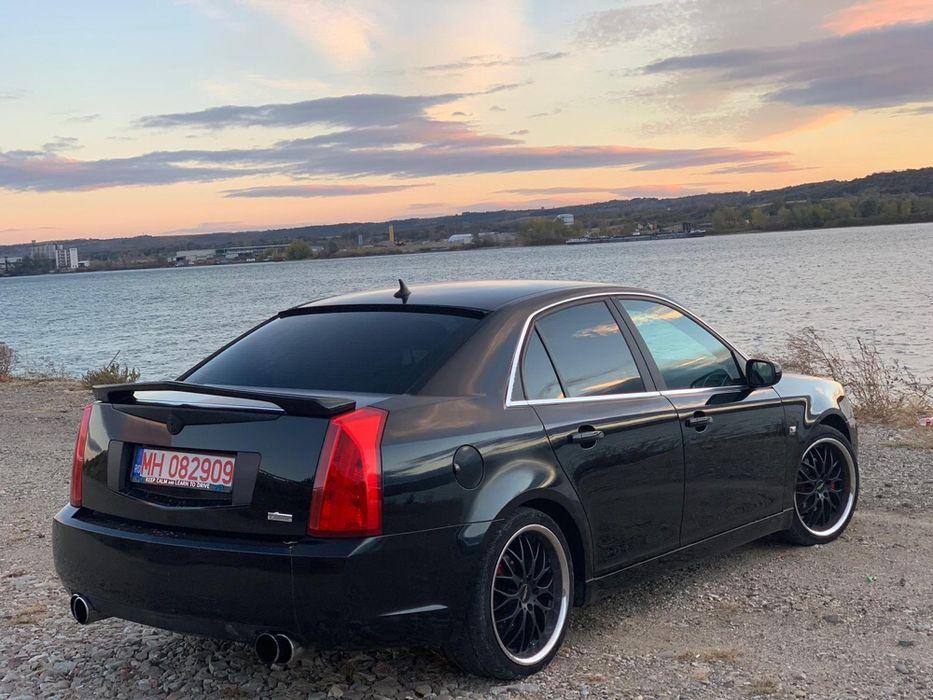 Cadillac BLS, mașina americană