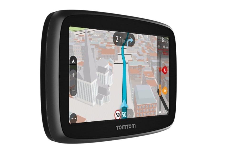 Pronto a entregar GPS TomTom
