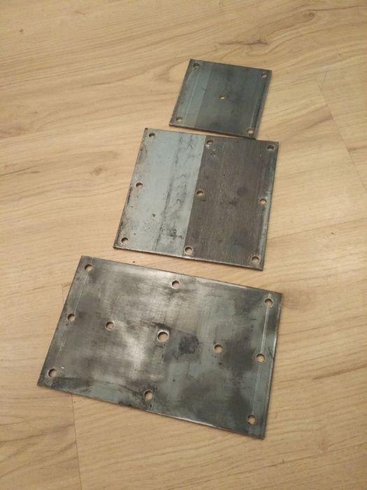Метални монтажни планки с дебелина 4 мм