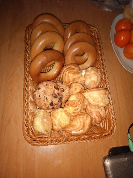 Подносы из ротанга,хлебницы