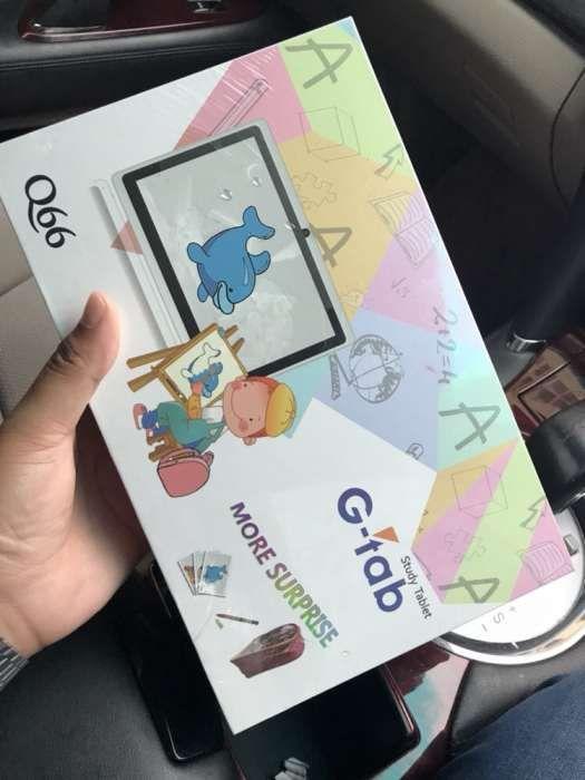 Tablet Infantil Android