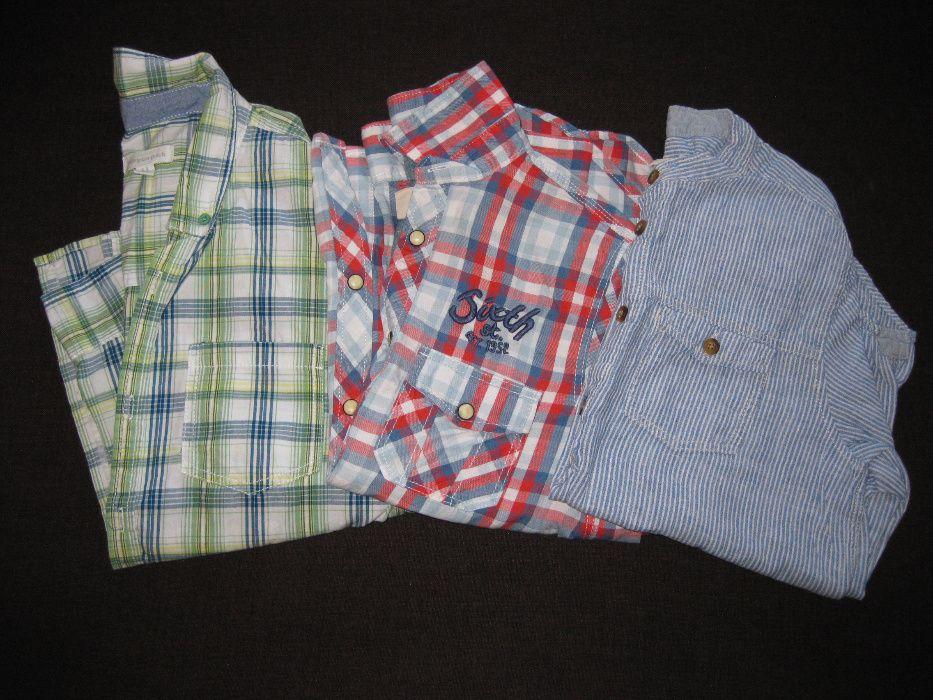 Ризи и панталон за 10-11 г. момче