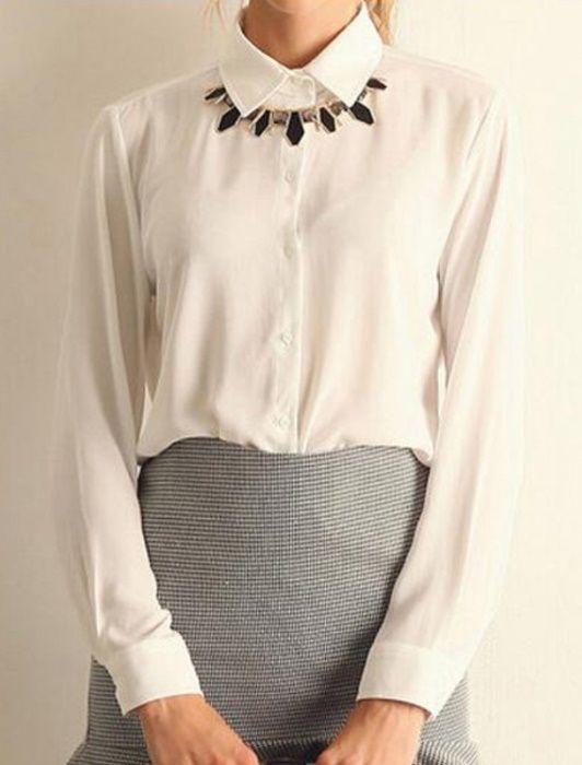 Нова блуза, риза и блуза с едно рамо , размер М