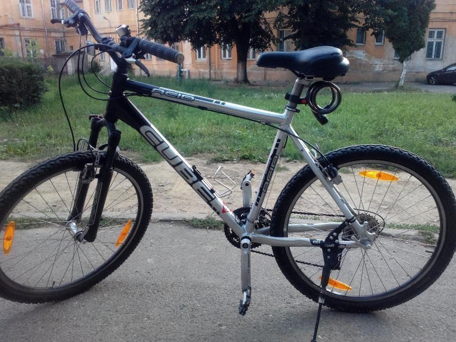 Bicicleta CUBE 7005-T6 aluminium energy
