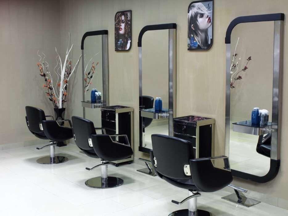 Vende-se Salão de Beleza e Barbearia Moderna