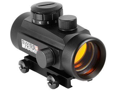 RED DOT Swiss Arms/ 5 nivele luminozitate+detasare rapida