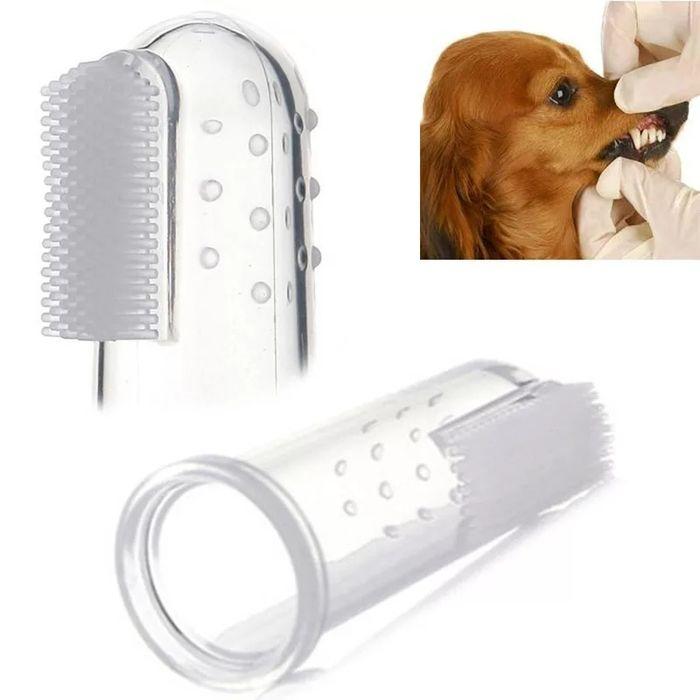 Periuță dinți câini sau pisici