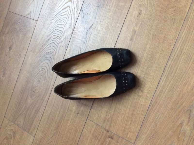 боти Еелегантни обувки за широк крак 42 номер естествена кожа като нов