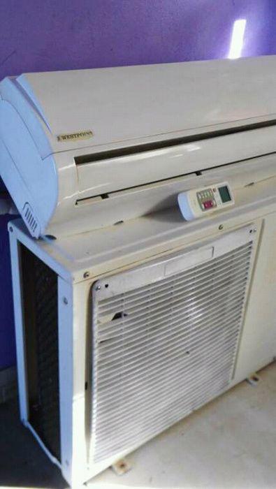 Técnico de montagem e reparação de ar condicionados