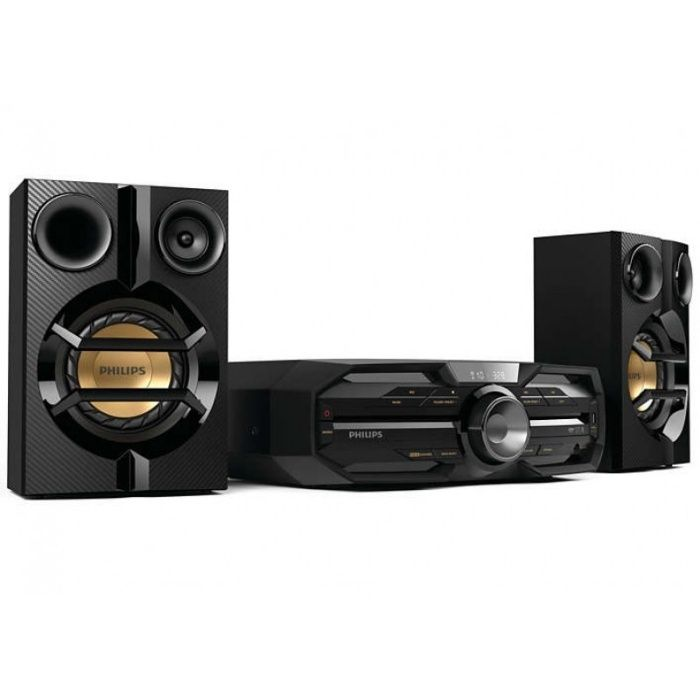 Sitem audio Hi-Fi Philips FX15/12,DVD,radio,USB,Bluetooth,NFC,180 W