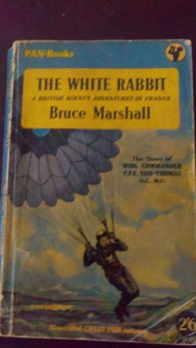 Carte Bruce Marshall The White Rabbit limba engleza