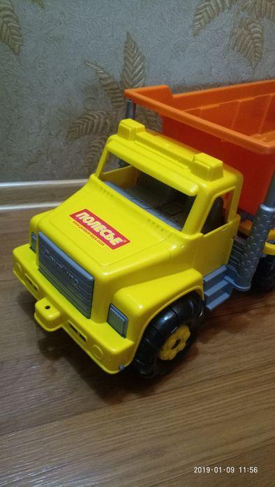 Полесье грузовик