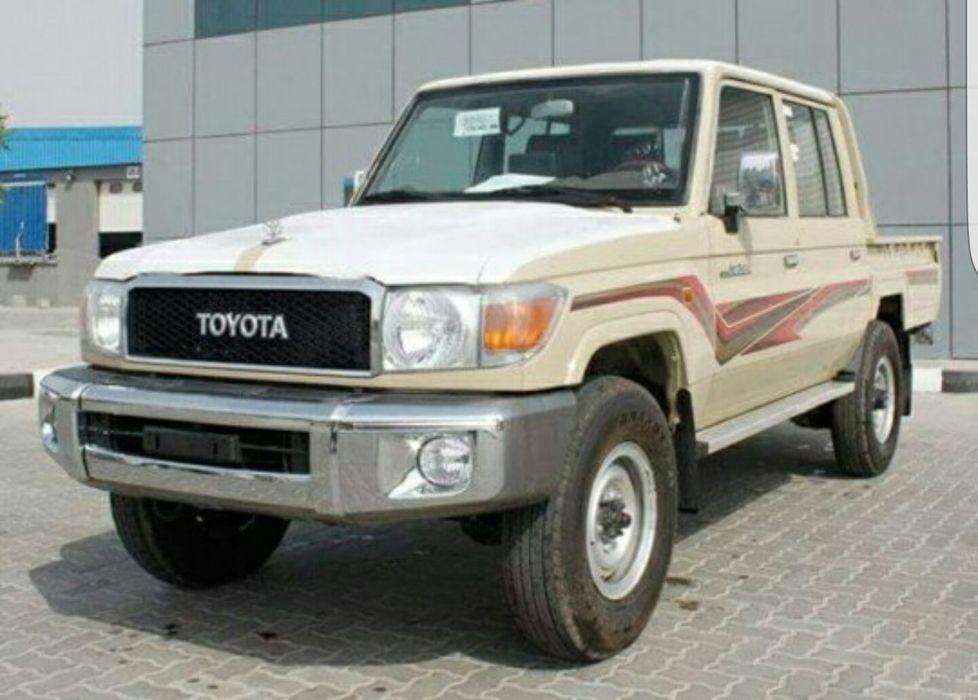 Toyota land cruiser LX V6 avenda