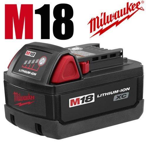 Акумулаторна Батерия Milwaukee M18BX / 18 V 3.0 Ah Li-ion 3 ГОД.ГАР.