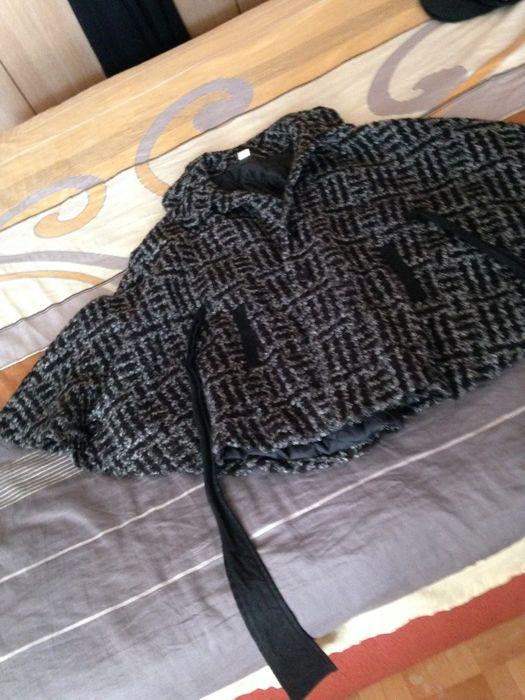 Палто и дънки за бременни.