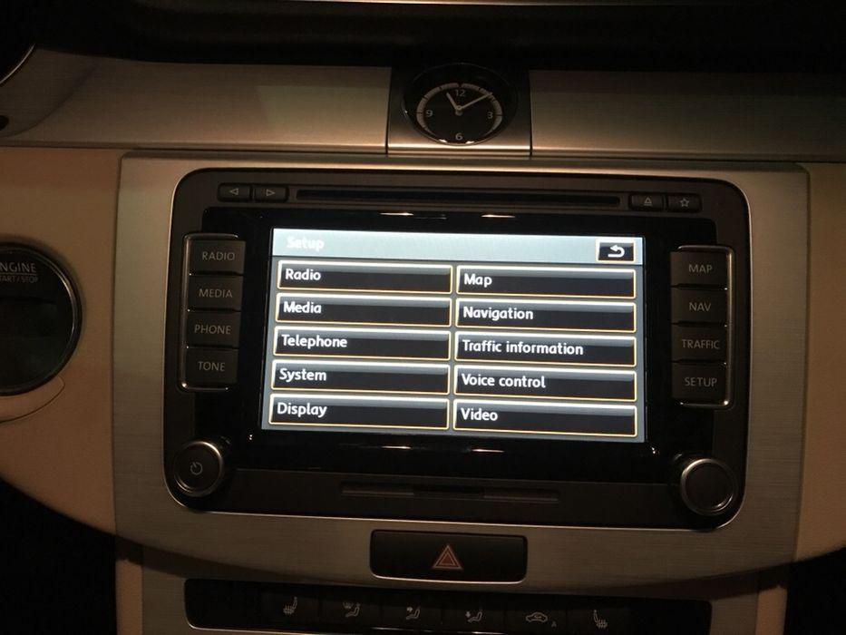 VW RNS510/810 hărți Europa de Est 2018 v15