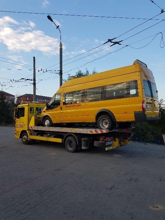 Tractari Mediaș non stop. Euro Cargo Trans Medias - imagine 4