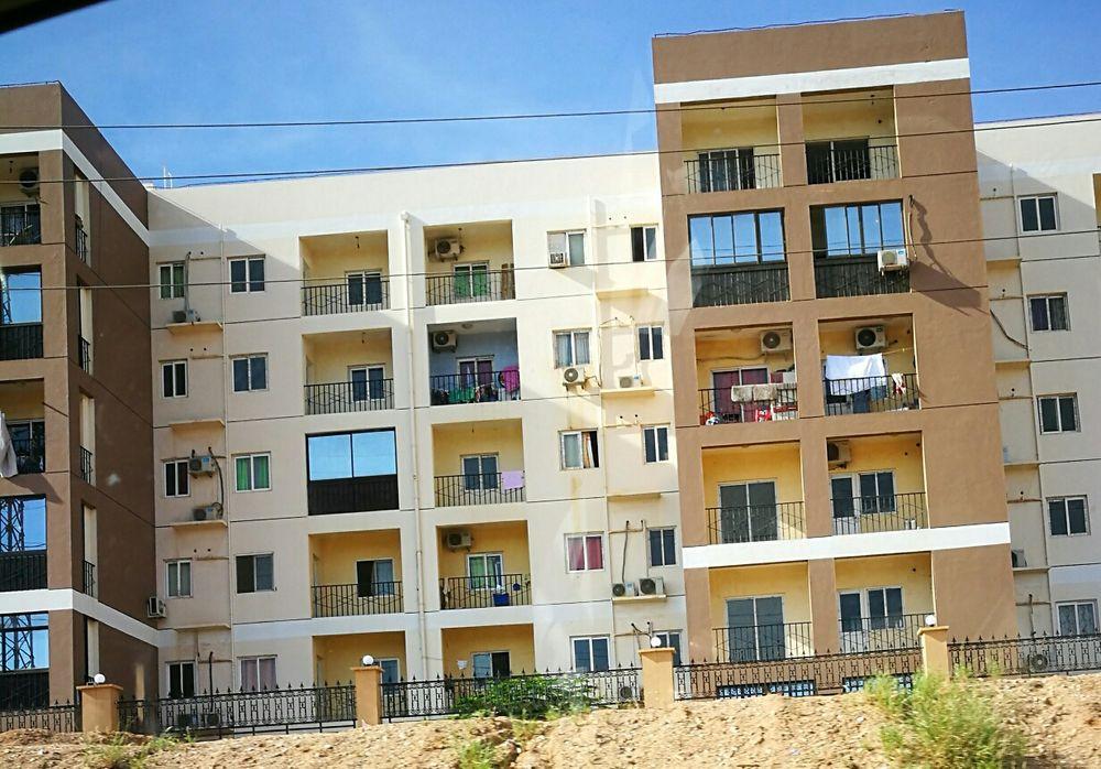 Aluga-se apartamento condomínio pedras de angola via expresso