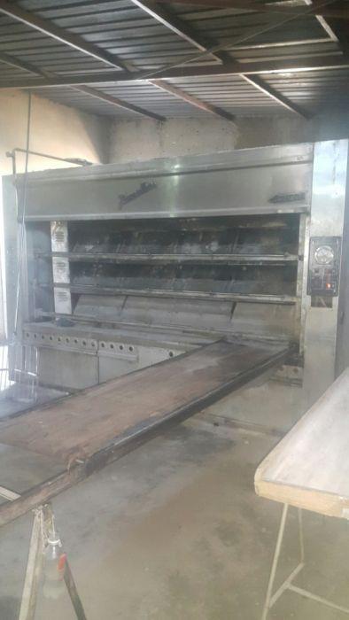 Vendo material completo para padaria