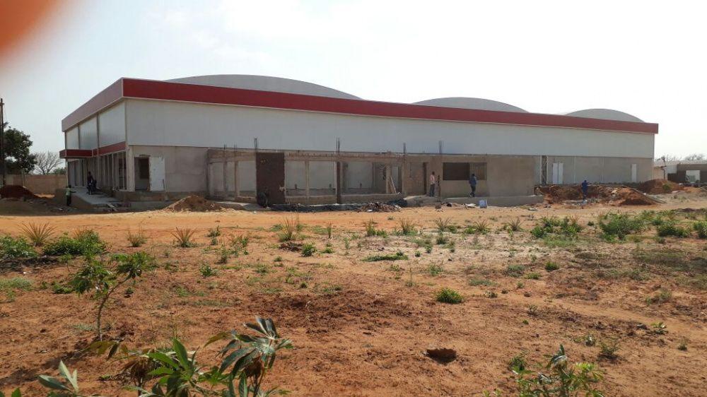 arrenda-se armazém próximo a nova fábrica de Refrescos