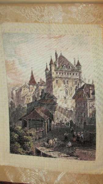 Гоблен Замъкът в Лозана, Швейцария