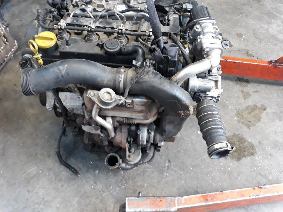 Motor OPEL Astra Zafira 1.7 DTR injectie DENSO , turbina 898102-3712