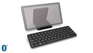 Teclado Bluetooth Mobile para tablet