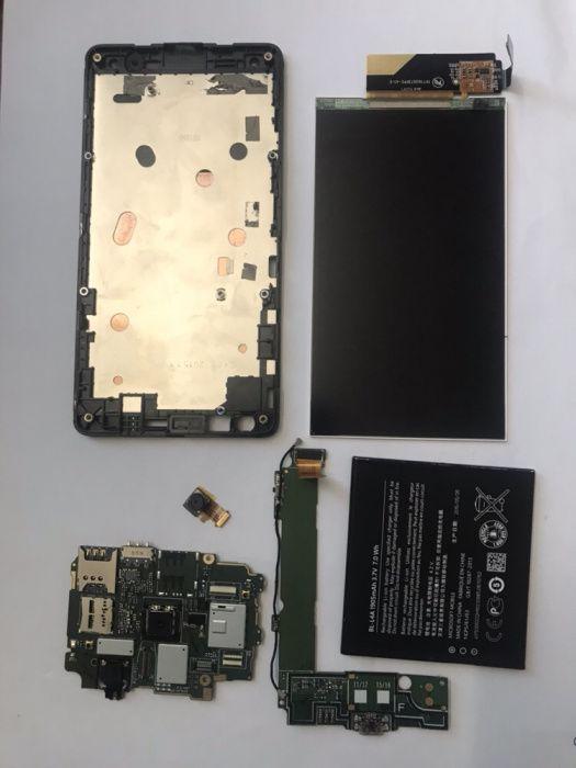 Display placa baza aumulator Lumia 535 Modul incarcare