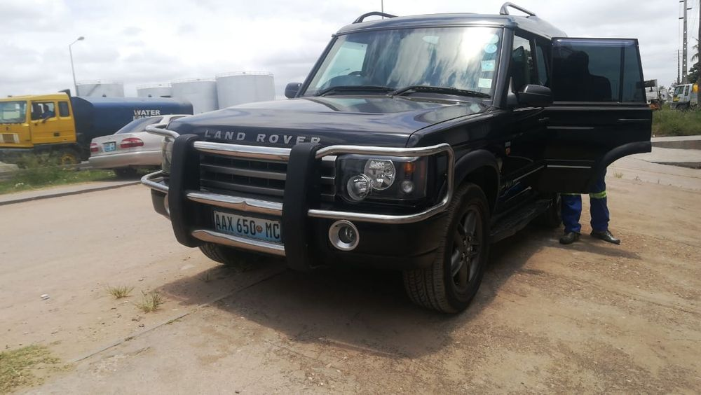 Land rover discovery 2 sports edition