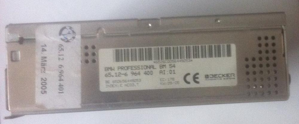 Reparatii radio-amplificatoare BM54 BMW E38 E39 X5 E46