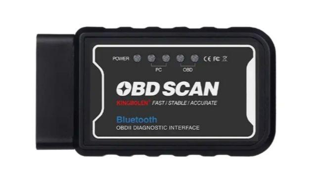 ELM 327 KB, dispositivo de diagnosticar avarias nas viaturas Bluetooth