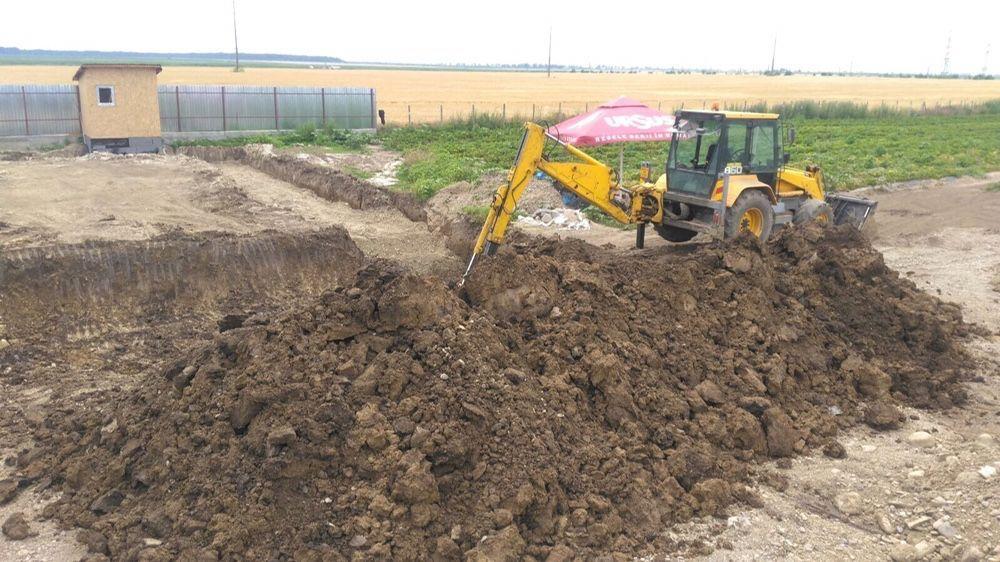 Demolari , excavari , decopertari , transport basculanta