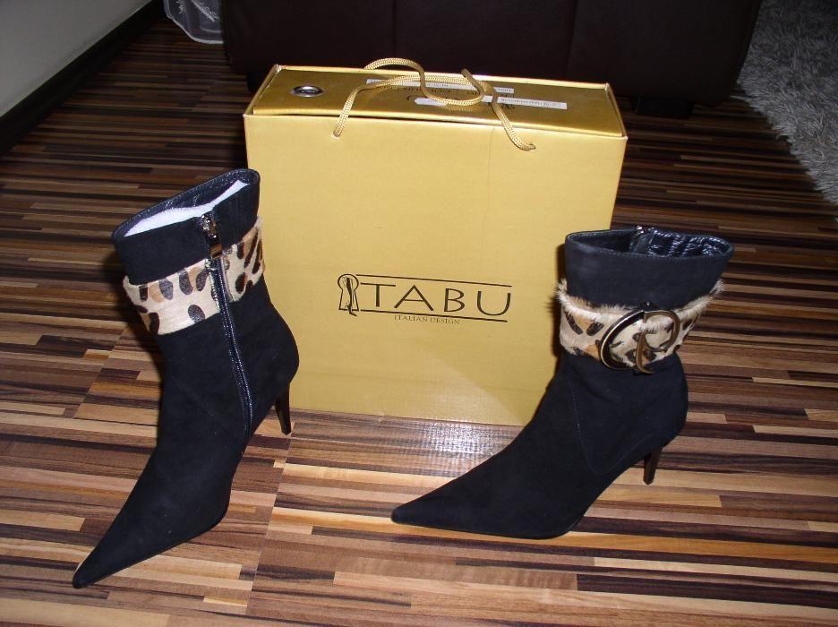 Ghete dama TABU