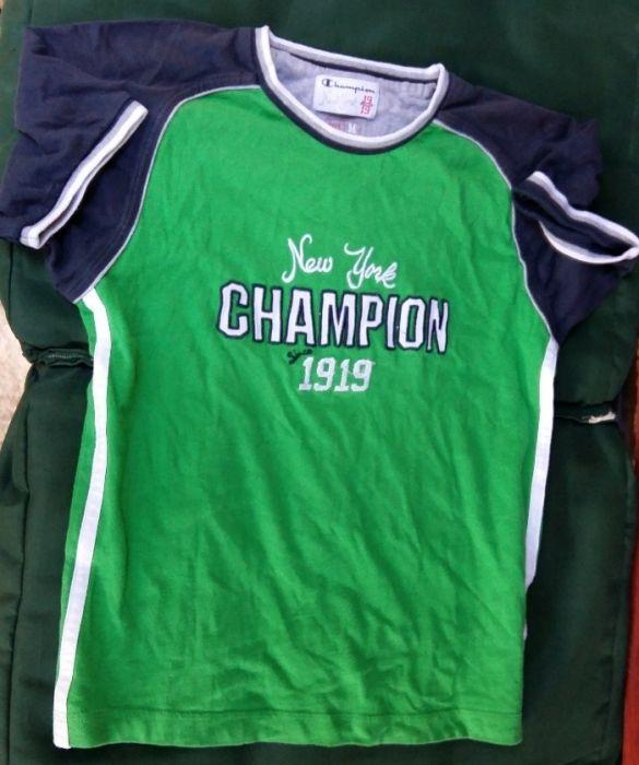 Tricou Champion original 9-10 ani