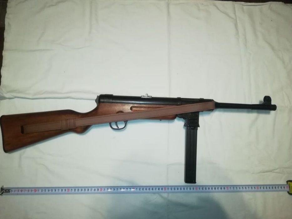 Реплика на немски военен автомат MP 41, Автоматична пушка, карт
