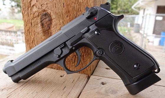 Pistol FOARTE PUTERNIC (Modificat Co2) Cu Aer Comrpimat Airsoft Pusca