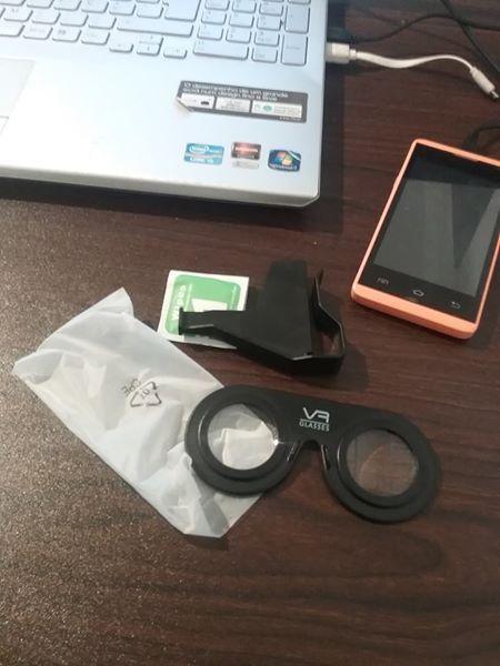 Oculos VR, 3d para qualquer smartphone