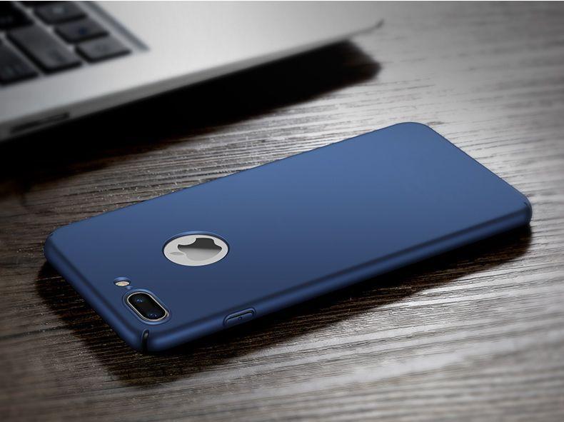 Thin Fit ултра тънък твърд мат кейс за iPhone 6, 7, 8, 7+, 6+, 8 Plus гр. София - image 7