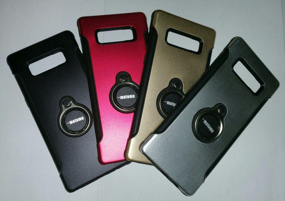 Husa cu inel/ring Samsung Note 8 hibrid 2in1 antisoc Motomo