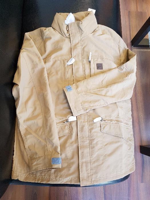 ново мъжко яке Fila XL , пролетно тънко яке