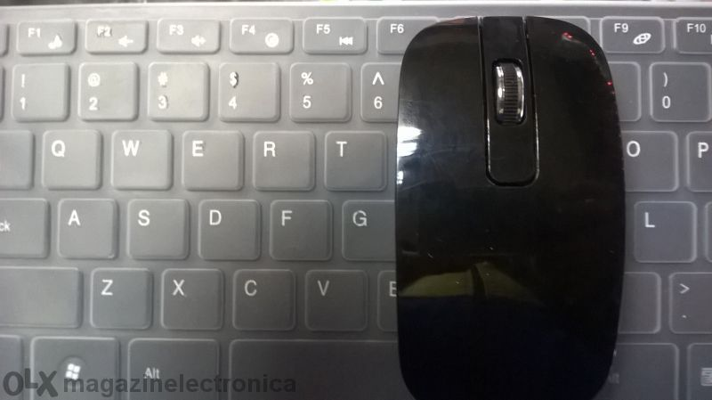 Безжична клавиатура с мишка