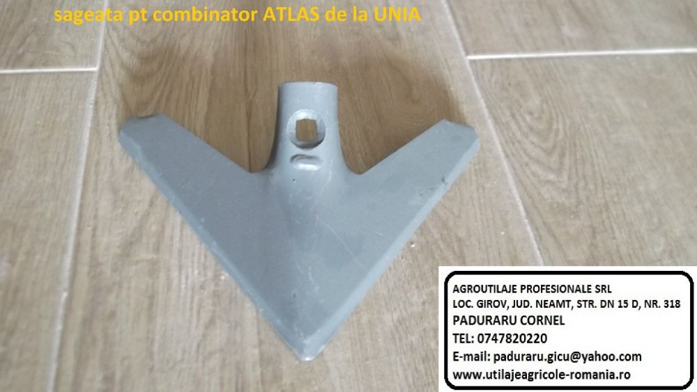 segeata combinator Atlas UNIA